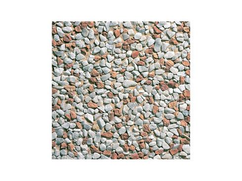 Piastrelle da giardino effetto ghiaiato 40x40 cm - Piastrelle da giardino ...
