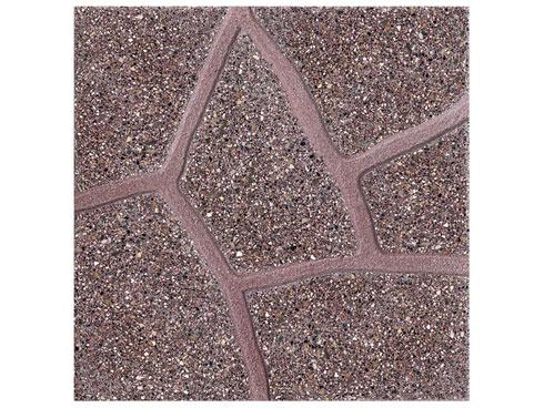 Simil porfido levigato piastrella in cemento per pavimentazione